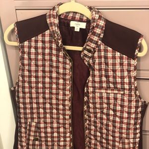 Entro quilted vest